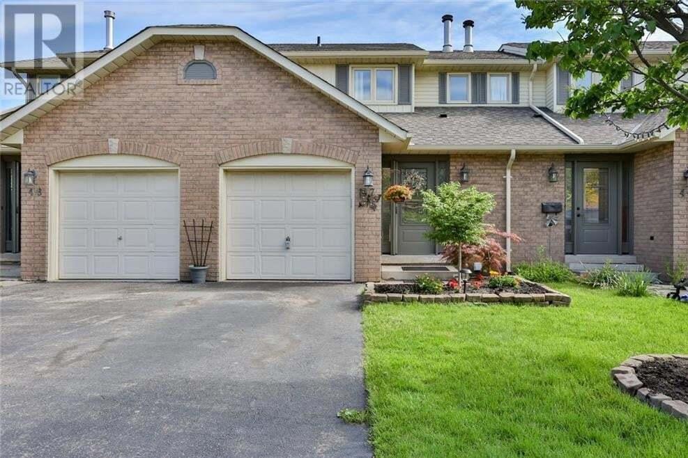 Townhouse for sale at 2470 Headon Forest Dr Burlington Ontario - MLS: 30809401