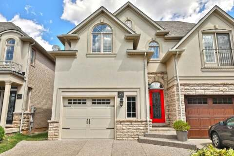 Townhouse for sale at 2471 Felhaber Cres Oakville Ontario - MLS: W4915140
