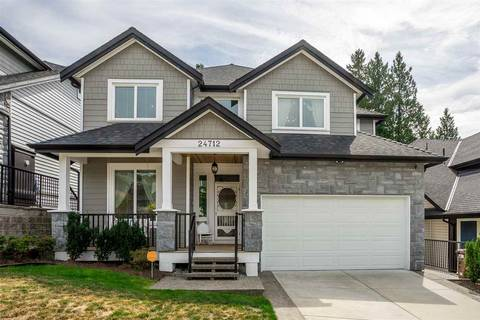 House for sale at 24712 100a Ave Maple Ridge British Columbia - MLS: R2401020