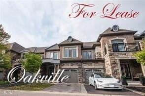 Townhouse for rent at 2472 Thornfield  Oakville Ontario - MLS: O4949079