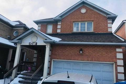 House for rent at 2472 Willowburne Dr Mississauga Ontario - MLS: W4380490