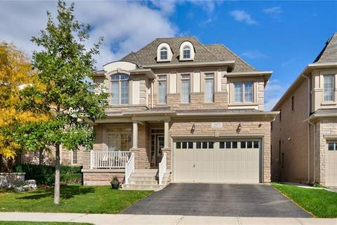 House for sale at 2473 Taylorwood Dr Oakville Ontario - MLS: O4417977