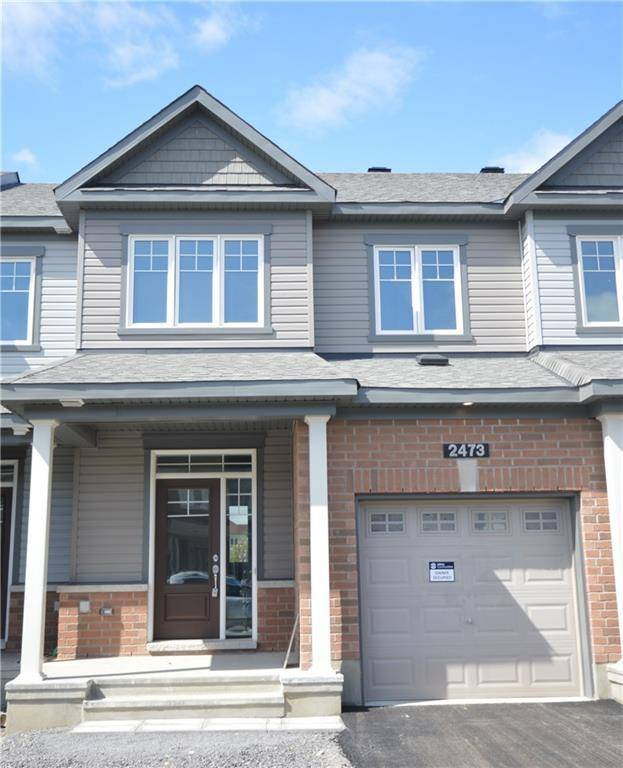 Townhouse for rent at 2473 Waterlilly Wy Nepean Ontario - MLS: 1168437