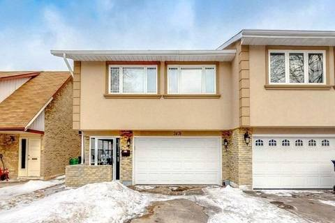 Townhouse for sale at 2474 Mainroyal St Mississauga Ontario - MLS: W4414374