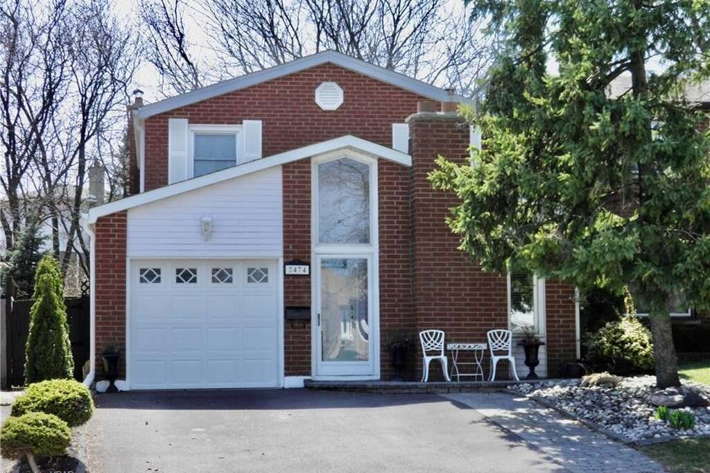 House for sale at 2474 Malcolm Cres Burlington Ontario - MLS: 30802070