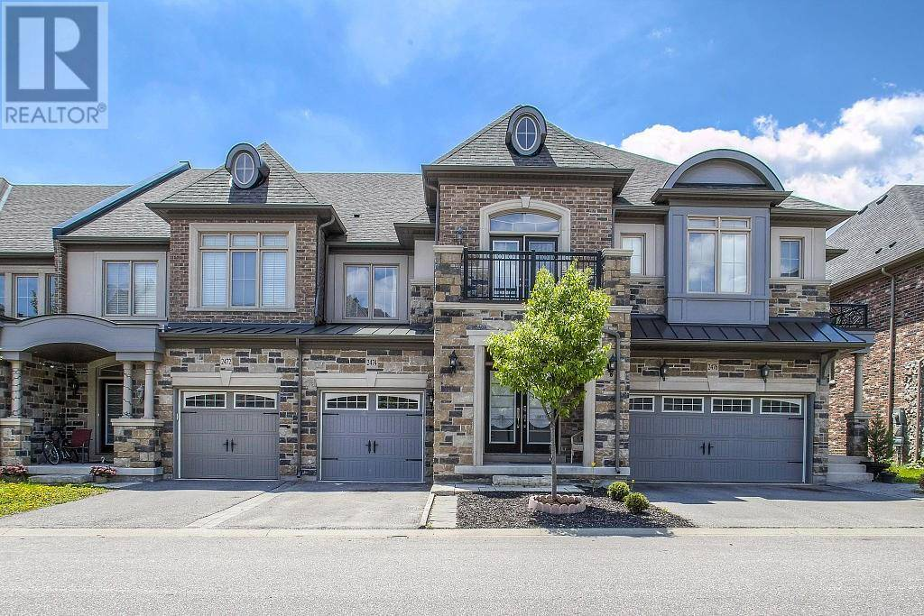 Townhouse for sale at 2474 Thornfield Common Oakville Ontario - MLS: 30738048