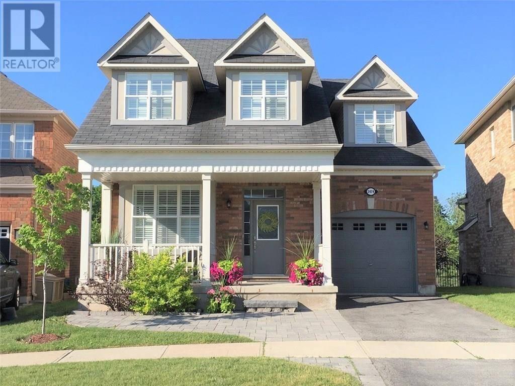 House for rent at 2474 Valleyridge Dr Oakville Ontario - MLS: 30757736