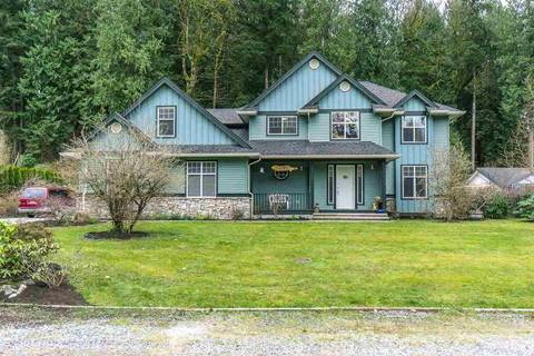 House for sale at 24740 130a Ave Maple Ridge British Columbia - MLS: R2367023