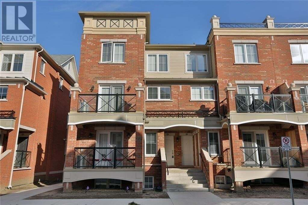 Townhouse for sale at 2476 Post Rd Oakville Ontario - MLS: 30802207