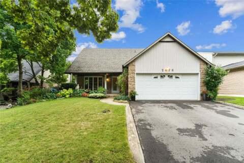 House for sale at 2476 Sinclair Circ Burlington Ontario - MLS: W4861018