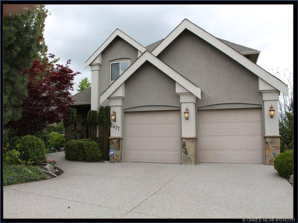 House for sale at 2477 Selkirk Dr Kelowna British Columbia - MLS: 10183191
