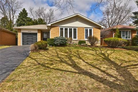 House for sale at 2479 Exeter Cres Burlington Ontario - MLS: H4049929