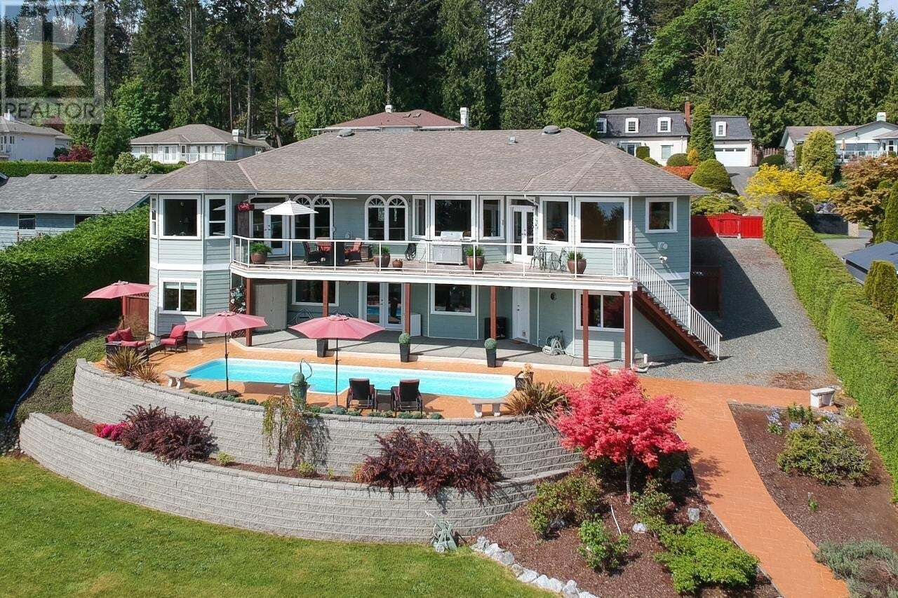 House for sale at 2479 Liggett  Mill Bay British Columbia - MLS: 841706