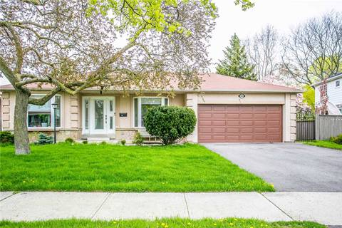 House for sale at 2479 Renzoni Rd Mississauga Ontario - MLS: W4459982