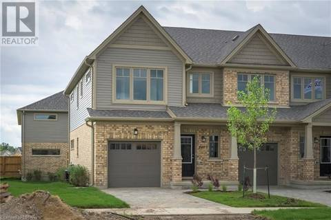 Residential property for sale at 2479 Tokala Tr London Ontario - MLS: 209997