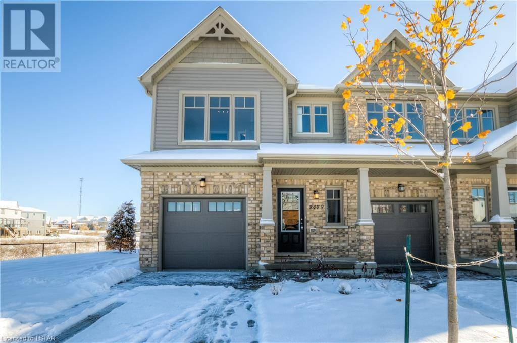 Home for sale at 2479 Tokala Tr London Ontario - MLS: 233949