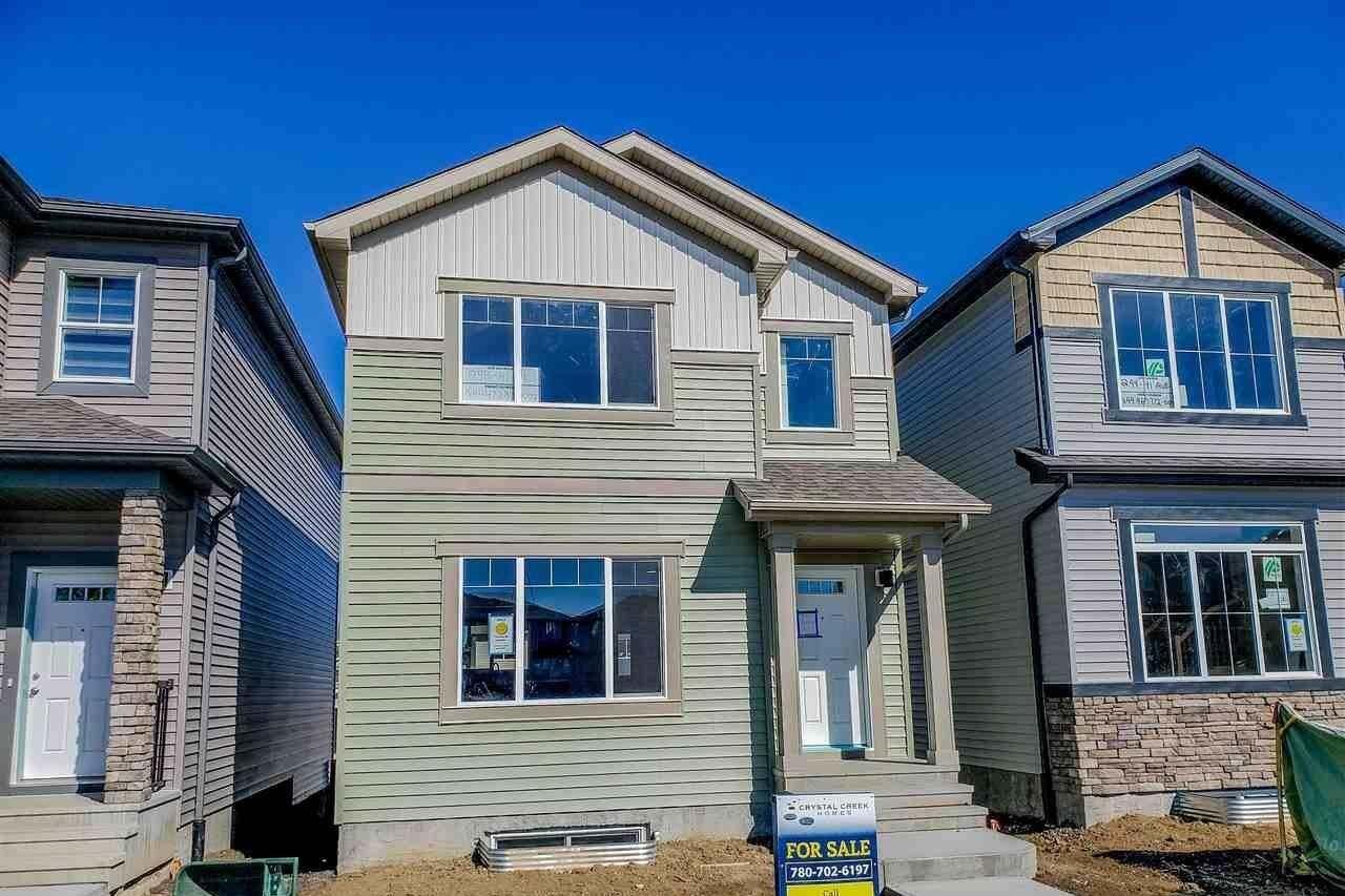 House for sale at 248 41 Av NW Edmonton Alberta - MLS: E4211457