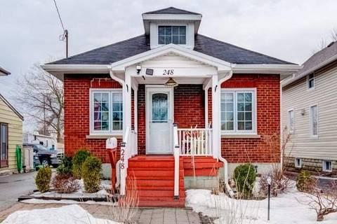 House for sale at 248 Burk St Oshawa Ontario - MLS: E4383320