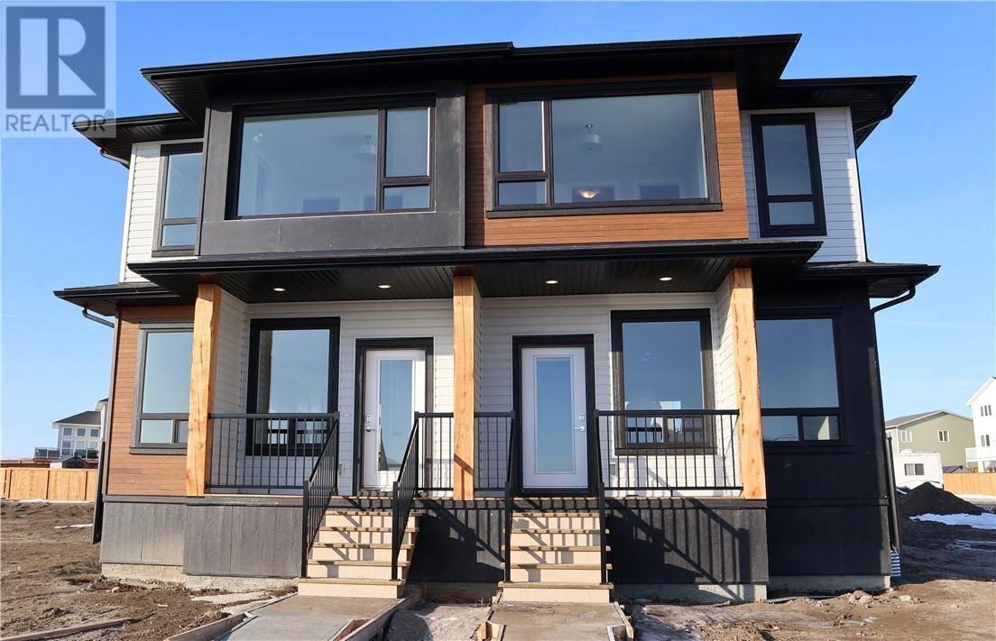 Townhouse for sale at 248 Grassland Blvd W Lethbridge Alberta - MLS: ld0184537