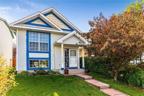 House for sale at 248 Hidden Spring Green Northwest Calgary Alberta - MLS: C4270018