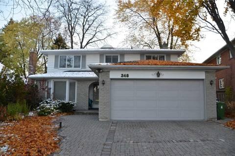 House for rent at 248 Kingslake Rd Toronto Ontario - MLS: C4633208