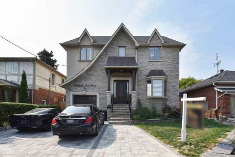 House for sale at 248 Martin Grove Rd Toronto Ontario - MLS: W4920394
