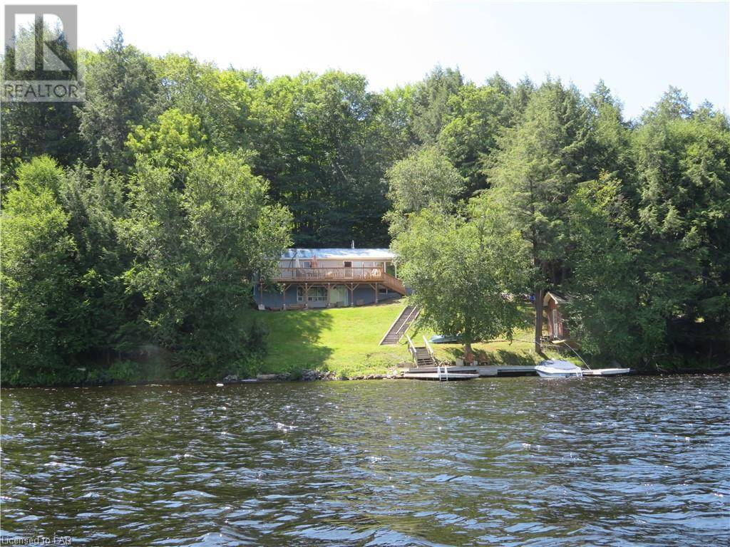 House for sale at 248 North Dr Dr North Huntsville Ontario - MLS: 214941