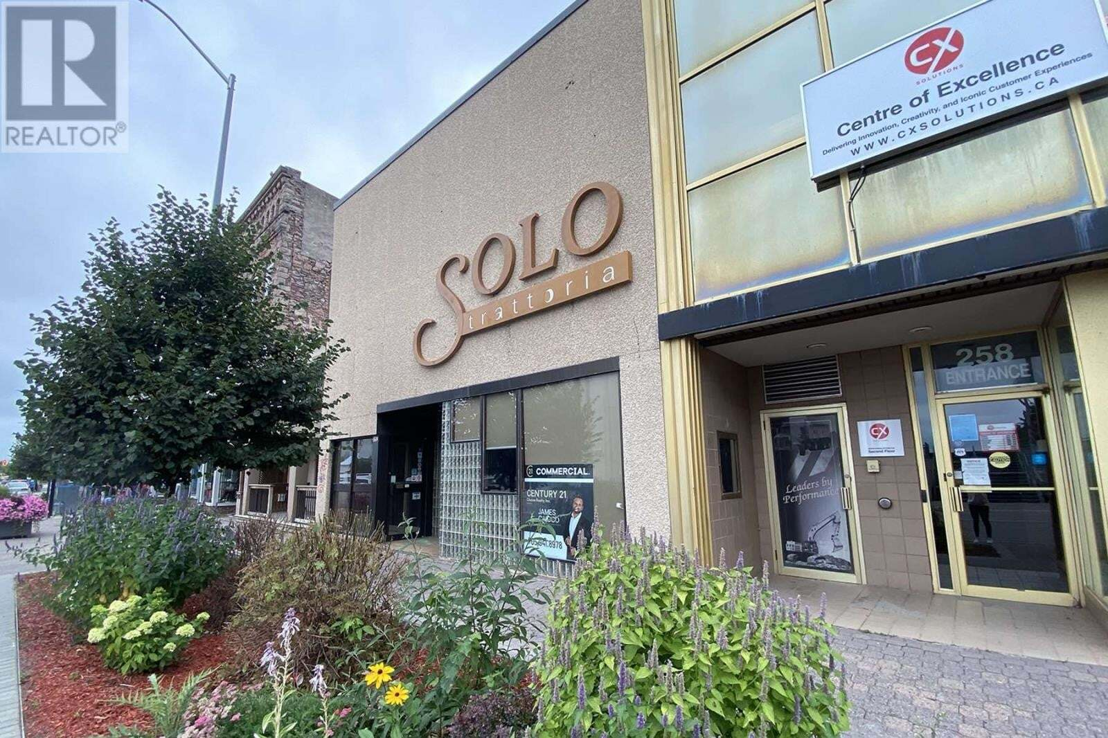 Commercial property for sale at 248 Queen St E Sault Ste. Marie Ontario - MLS: SM128156