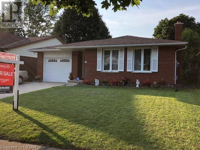 House for sale at 248 Regal Dr London Ontario - MLS: 216300