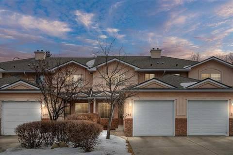 Townhouse for sale at 248 Scenic Acres Te Northwest Calgary Alberta - MLS: C4288127
