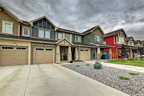 Townhouse for sale at 248 Viewpointe Te Chestermere Alberta - MLS: C4287132