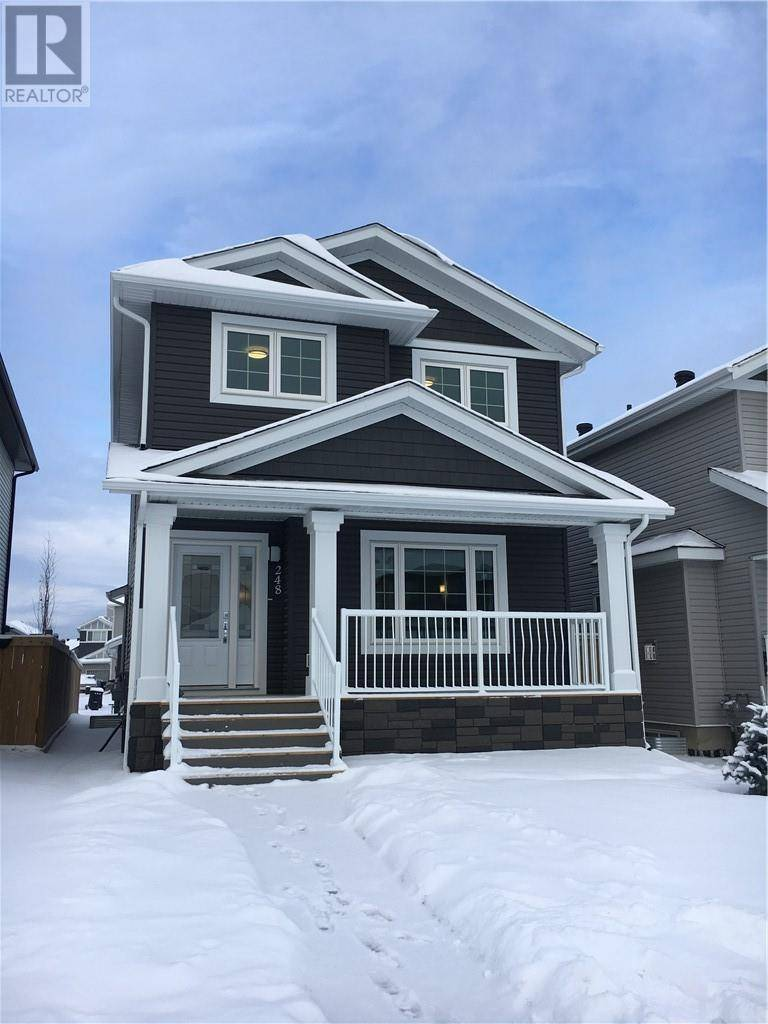 House for sale at 248 Warren Wy Fort Mcmurray Alberta - MLS: fm0177360
