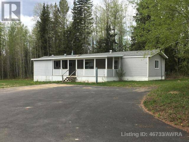 Residential property for sale at 2480 Mistassiny Rd N Wabasca Alberta - MLS: 46733