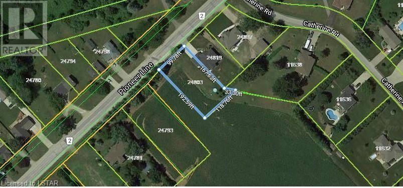 Home for sale at 24803 Pioneer Line West Lorne Ontario - MLS: 254550