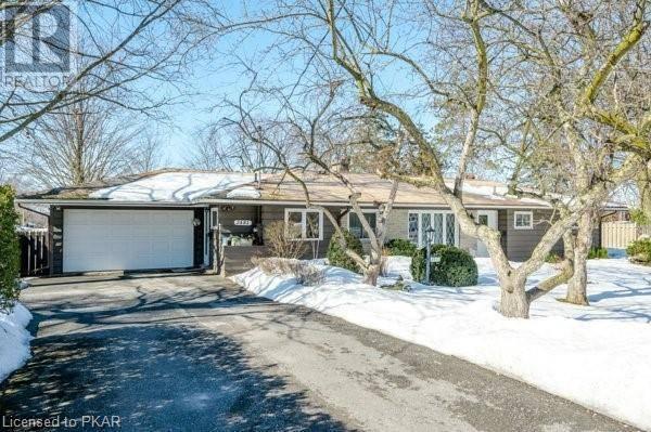 House for sale at 2481 Bensfort Rd Peterborough Ontario - MLS: 249253