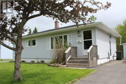 House for sale at 2481 Candace St Saint John New Brunswick - MLS: NB026192