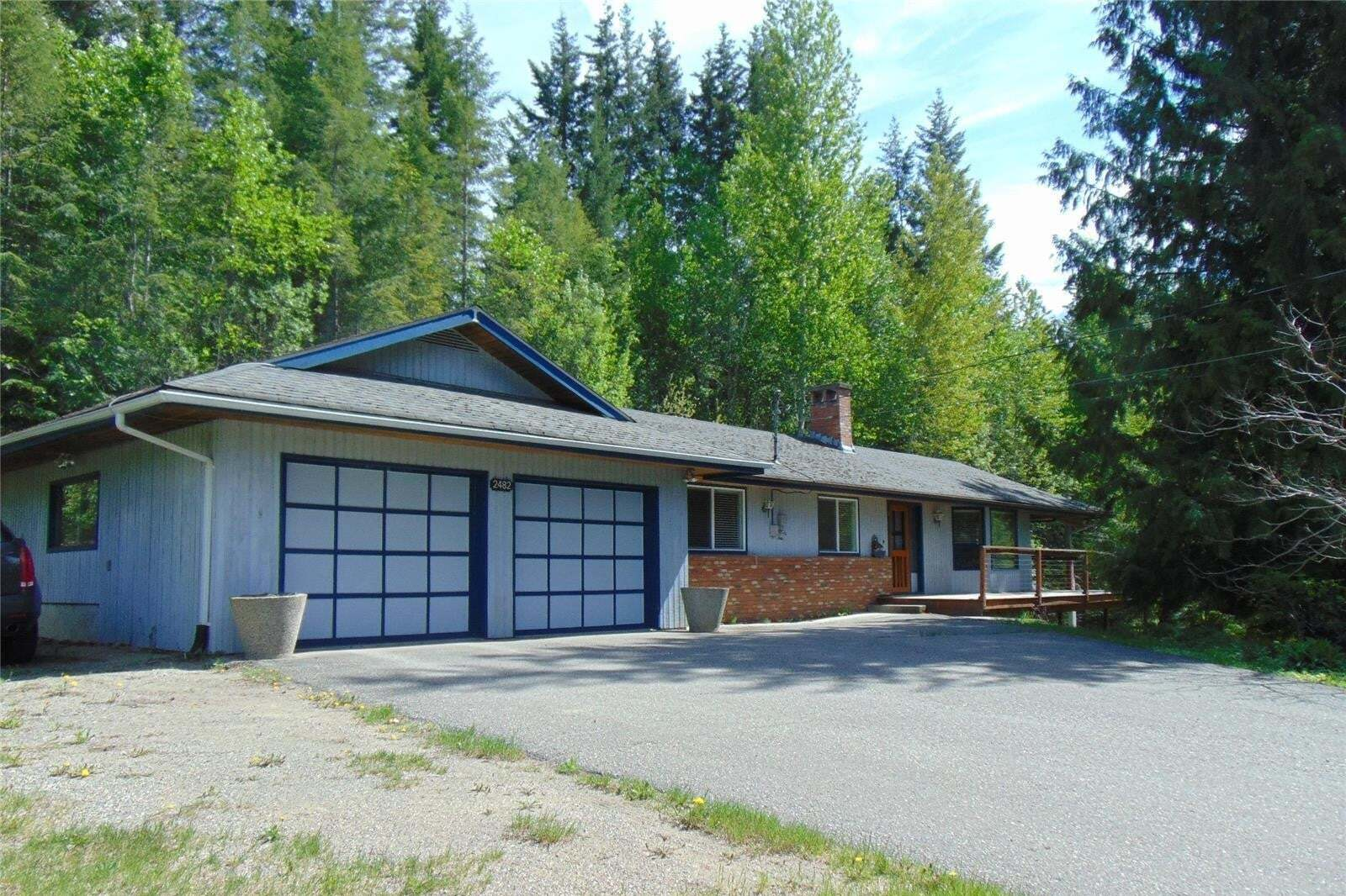 House for sale at 2482 Centennial Dr Blind Bay British Columbia - MLS: 10205050