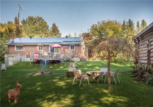 For Sale: 2482 Concession Road 6 , Clearview, ON | 2 Bed, 2 Bath House for $879,990. See 4 photos!
