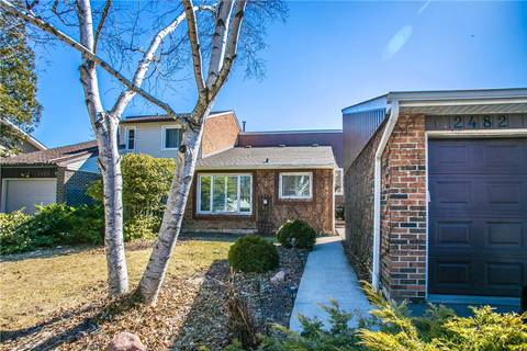Townhouse for sale at 2482 Mainroyal St Mississauga Ontario - MLS: W4394334