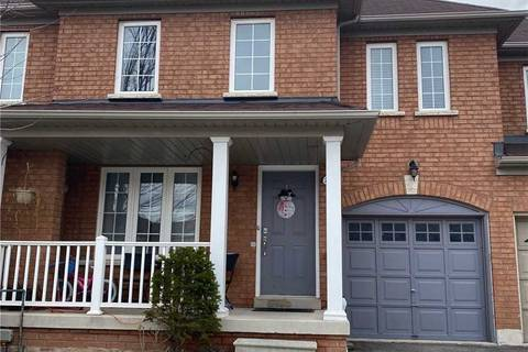 Townhouse for rent at 2482 Postmaster Dr Oakville Ontario - MLS: W4699389