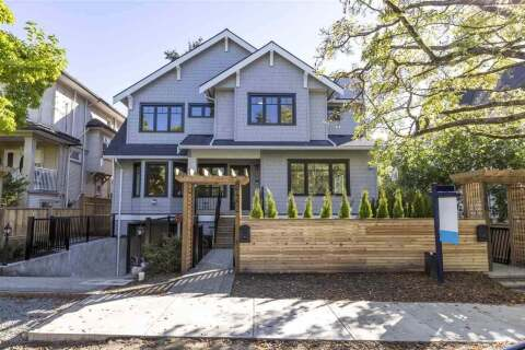 Townhouse for sale at 2482 7th Ave W Vancouver British Columbia - MLS: R2504480