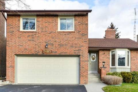 House for sale at 2483 Cavendish Dr Burlington Ontario - MLS: W4673011