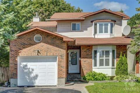 House for sale at 2484 Orient Park Dr Ottawa Ontario - MLS: 1215221