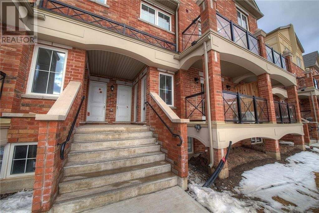 Townhouse for sale at 2484 Post Rd Oakville Ontario - MLS: 30815524