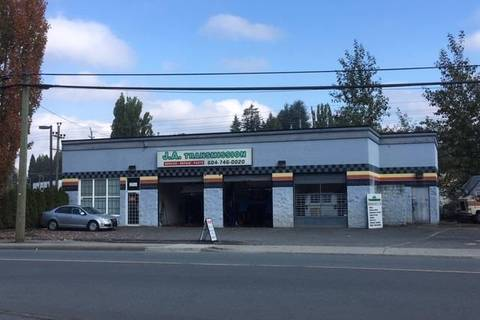 Commercial property for sale at 2484 Railway St W Abbotsford British Columbia - MLS: C8025026