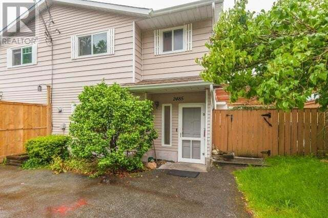 Townhouse for sale at 2485 Rosstown Rd Nanaimo British Columbia - MLS: 471213