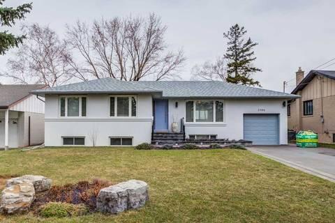 House for sale at 2486 Edenhurst Dr Mississauga Ontario - MLS: W4419723
