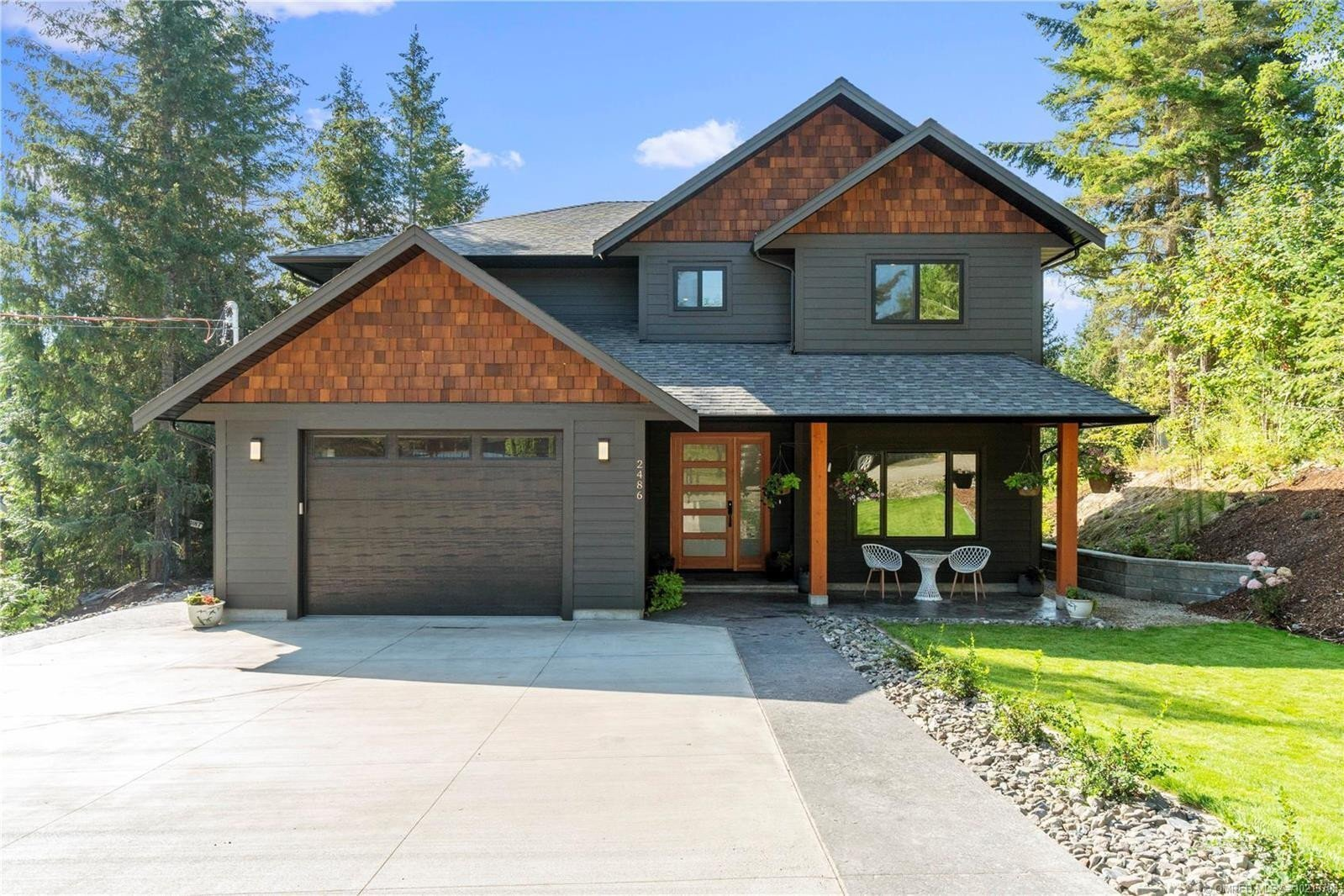 House for sale at 2486 Waverly Dr Blind Bay British Columbia - MLS: 10213708