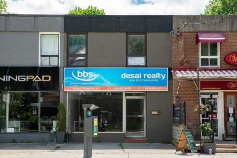Commercial property for lease at 2487 Queen St Toronto Ontario - MLS: E4709341