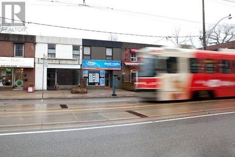 Commercial property for lease at 2487 Queen St Toronto Ontario - MLS: E4631504